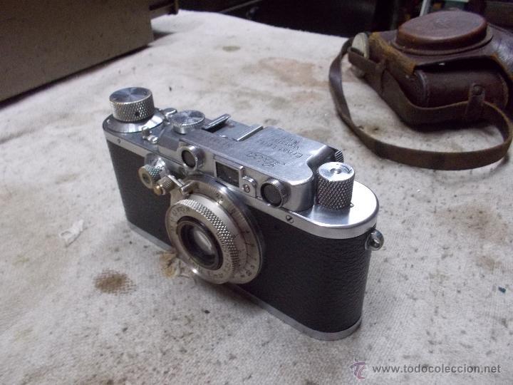 CAMARA FOTOGRAFICA LEICA (Cámaras Fotográficas - Antiguas (hasta 1950))