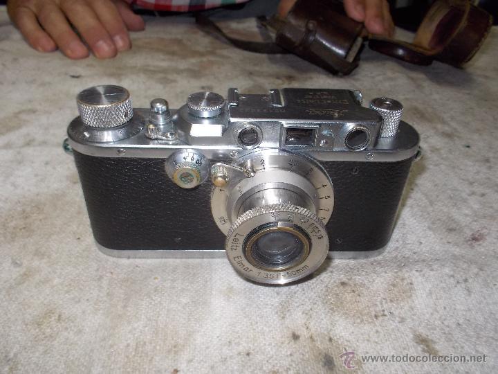Cámara de fotos: Camara fotografica leica - Foto 9 - 50395995