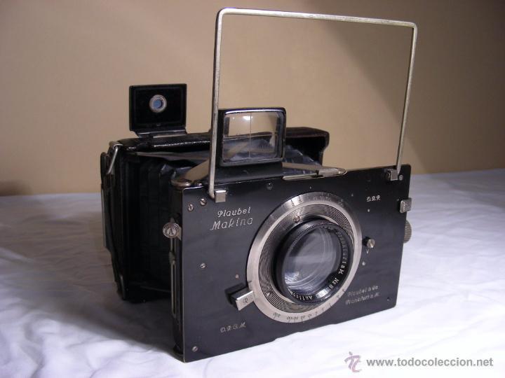 PLAUBEL MAKINA I DE 1920 (Cámaras Fotográficas - Antiguas (hasta 1950))