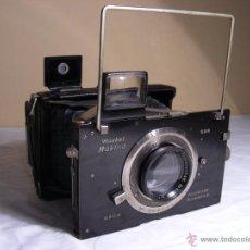 Cámara de fotos: PLAUBEL MAKINA I DE 1920. Lote 50905682