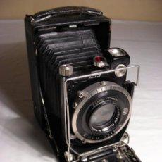 Cámara de fotos: NAGEL 18 DE 1920. Lote 51001182