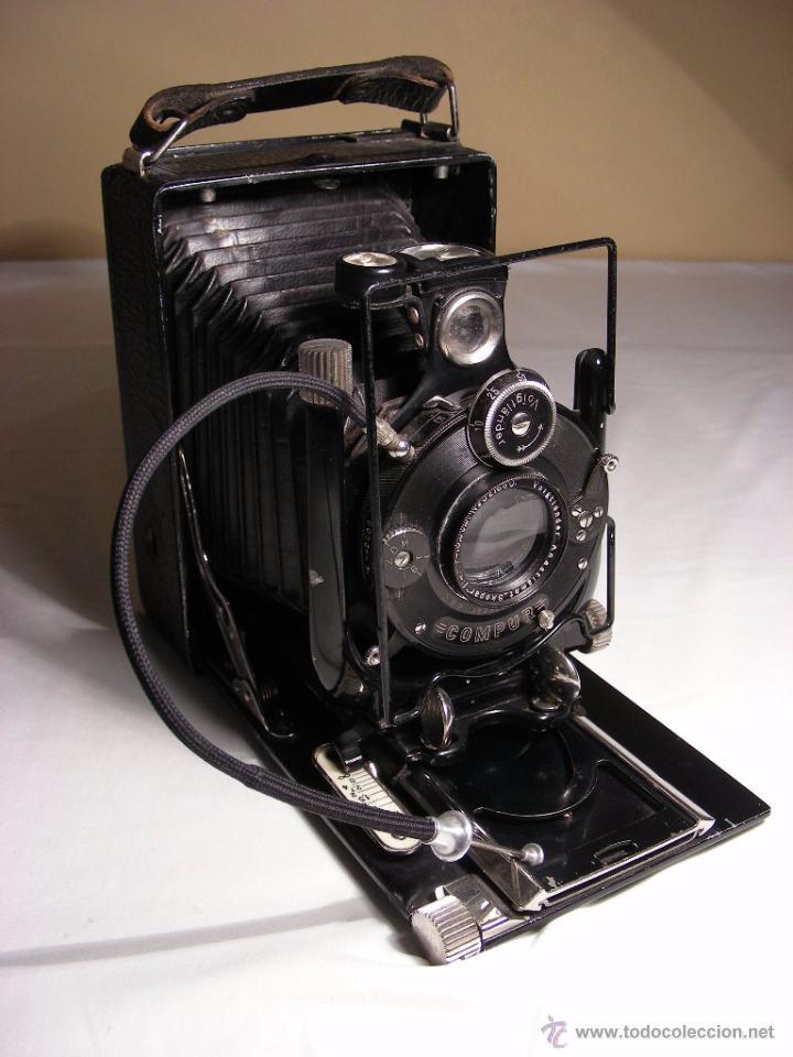 Voigtlander avus de 1920 comprar c maras fotogr ficas - Camaras fotos antiguas ...