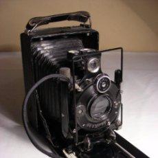 Cámara de fotos: VOIGTLANDER AVUS DE 1920. Lote 51001321
