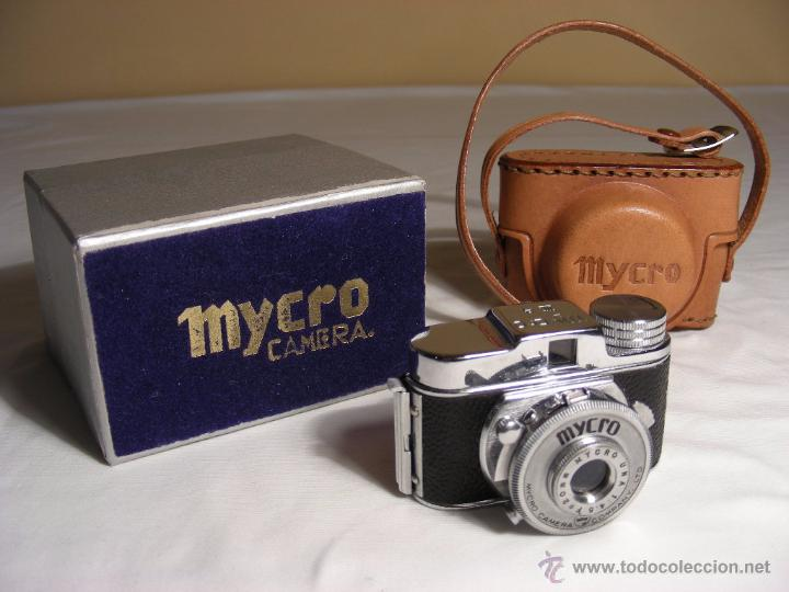 MYCRO III DE 1949 (Cámaras Fotográficas - Antiguas (hasta 1950))