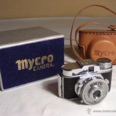 Cámara de fotos: MYCRO III DE 1949. Lote 51001441