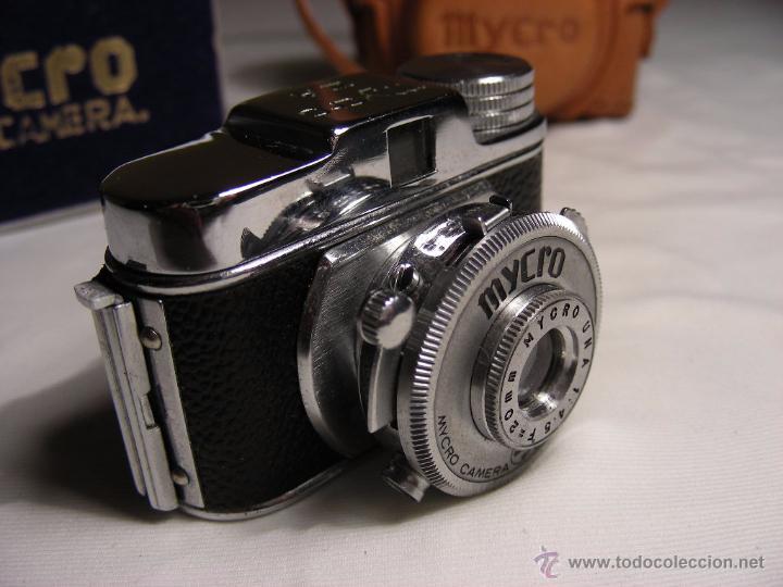 Cámara de fotos: Mycro III de 1949 - Foto 2 - 51001441