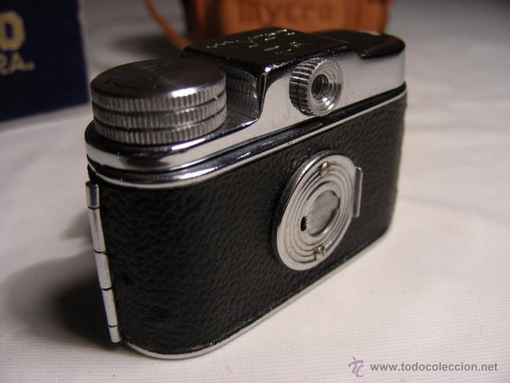 Cámara de fotos: Mycro III de 1949 - Foto 3 - 51001441