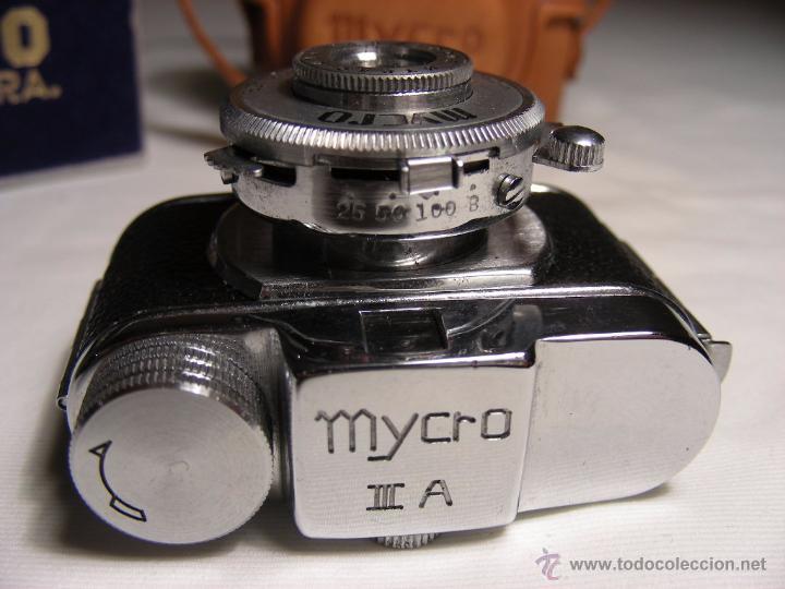 Cámara de fotos: Mycro III de 1949 - Foto 4 - 51001441