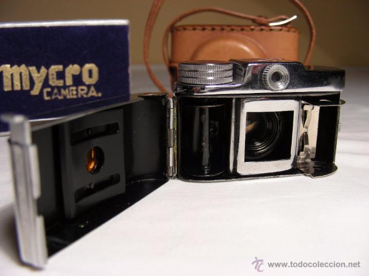 Cámara de fotos: Mycro III de 1949 - Foto 5 - 51001441
