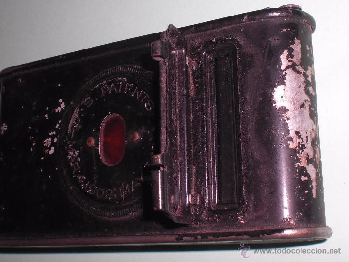 Cámara de fotos: KODAK VEST POCKET MODELO B DE FUELLE CON CAJA ORIGINAL. - Foto 4 - 51144445