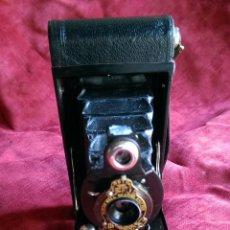 Cámara de fotos: KODAK Nº2 FOLDING AUTOGRAPHIC BROWNIE DE 1915/20. Lote 51558178