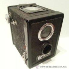 Cámara de fotos: CAMARA FOTOGRAFICA ENSIGN FUL-VUE. PRIMER MODELO, DE 1939. MADE IN ENGLAND. EXCELENTE ESTADO.. Lote 51632903