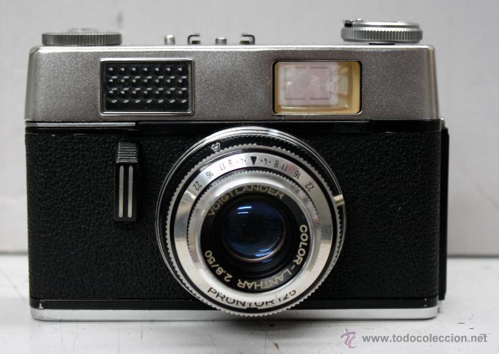Camara fotografica voigtlander vitoret d a os comprar - Camaras fotos antiguas ...