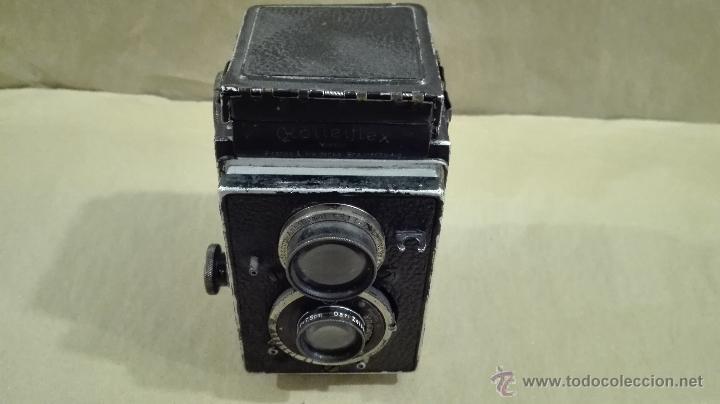 Cámara de fotos: ANTIGUA CÁMARA FOTOGRÁFICA ROLLEIFLEX I CARL ZEISS F 3,8-75 (1929-32) - Foto 2 - 52959893