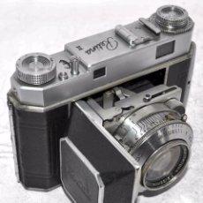 Cámara de fotos: TELEMETRICA..KODAK RETINA II (TYPE 014).CON HELIGON F2/50..ALEMANIA 1949.. BUEN ESTADO..FUNCIONA. Lote 53438613
