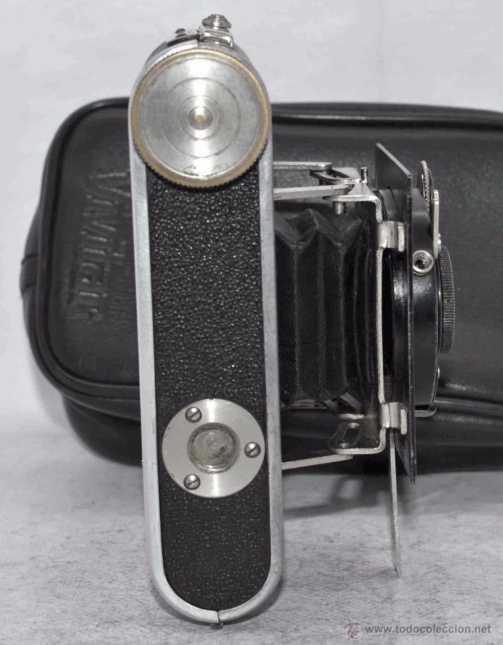 Cámara de fotos: PEQUEÑA ANTIGUA CAMARA,FUELLE, 127 FILM..KOCHMANN KORELLE+..ALEMANIA 1933..MUY BUEN ESTADO..FUNCIONA - Foto 6 - 53680458
