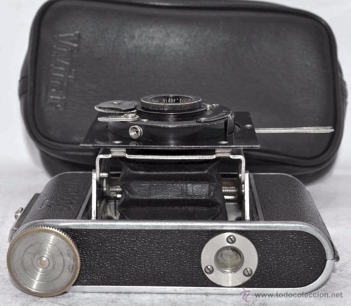 Cámara de fotos: PEQUEÑA ANTIGUA CAMARA,FUELLE, 127 FILM..KOCHMANN KORELLE+..ALEMANIA 1933..MUY BUEN ESTADO..FUNCIONA - Foto 15 - 53680458