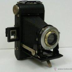 Cámara de fotos - CAMARA KODAK JUNIOR SIX 20 SERIE III, 1938-1939 - 126842207