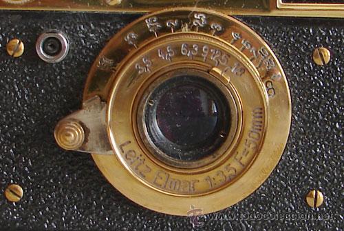 Cámara de fotos: FED-Leica II D GOLD - OLYMPICS BERLIN 1936 - Foto 2 - 161493540