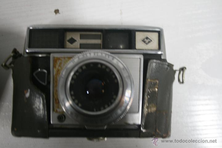 AGFA SUPER SILETTE-LK (Cámaras Fotográficas - Antiguas (hasta 1950))