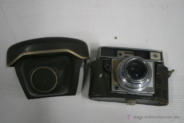 Cámara de fotos: AGFA SUPER SILETTE-LK - Foto 2 - 54059858