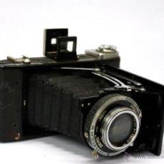 Cámara de fotos: CAMARA FOTOGRAFICA DE FUELLE ZEISS IKON COMPUR-RAPID. AÑOS 30. Lote 54078710