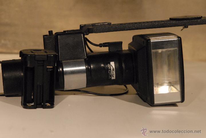 FLASH .METZ - 45 C.T.1 (Cámaras Fotográficas - Antiguas (hasta 1950))