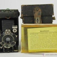Cámara de fotos: CAMARA FOTOGRAFICA VEST POCKET KODAK SERIE III. 1926.. Lote 51056638