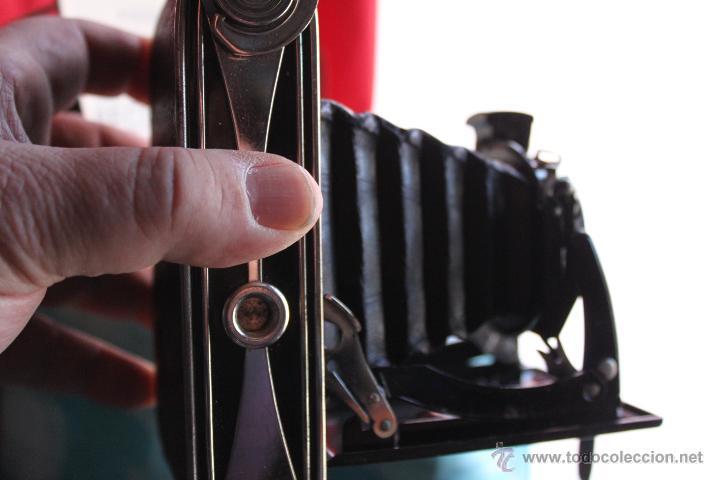 Cámara de fotos: Agfa Billy Record + funda de cuero+ folleto original - Foto 5 - 55035484