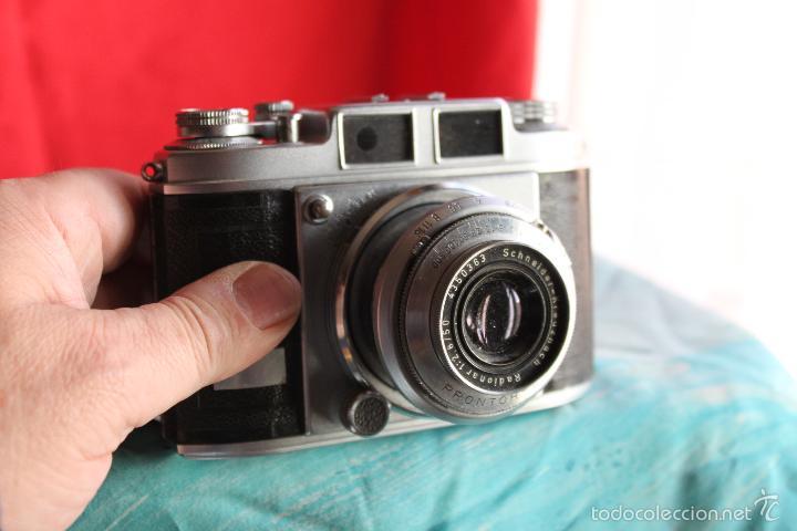 BALDA SUPER BALDINA (Cámaras Fotográficas - Antiguas (hasta 1950))