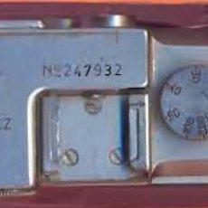 Cámara de fotos: LEICA II A, Nº 247932 (1937-1938) SEGUN GUIDE MCKEOWNS. Lote 55333918
