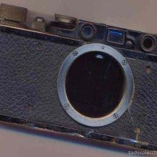 Fotocamere: LEICA II, CHASIS EN NEGRO, Nº 99807, AÑO 1932 SEGUN GUIDE MCKEOWN´S. Lote 55347791