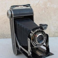 Cámara de fotos: CAMARA FUELLE ANTIGUA CERTO CERTIX – 6X9 ROLLFILMKAMERA MIT 7,7/105MM - 1930, CAM365, C29. Lote 55915713