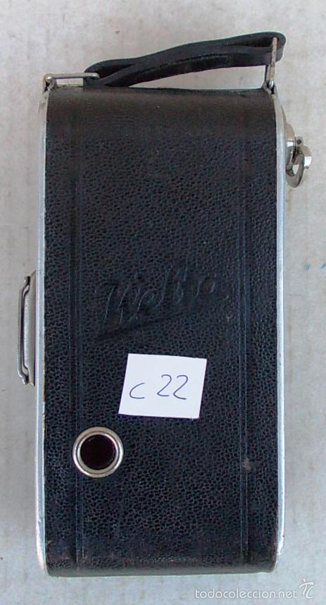 Cámara de fotos: camara fuelle antigua WELTA PERLE – 6X9 ROLLFILMKAMERA MIT WELTAR 6,3/105MM 1932-36 , cam365, c22 - Foto 6 - 55915868