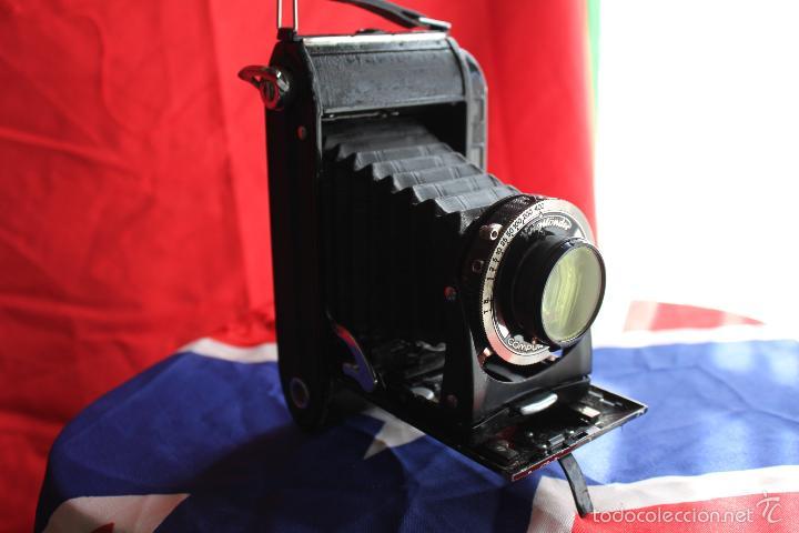 Cámara de fotos: Voigtländer Bessa RF (objetivo Helomar 10,5 F:3,5) - Foto 5 - 55965680