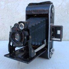Cámara de fotos: CAMARA FUELLE ANTIGUA NAGEL VOLLENDA 68 – 6X9 ROLLFILMKAMERA MIT 6,3/105MM 1930-32, CAM365- C26. Lote 56052889