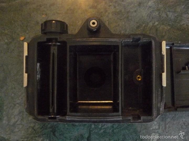 Cámara de fotos: Máquina fotográfica Univex, formato 4,5 x 6 cm, para colección o decoración, en baquelita negra - Foto 5 - 56272956
