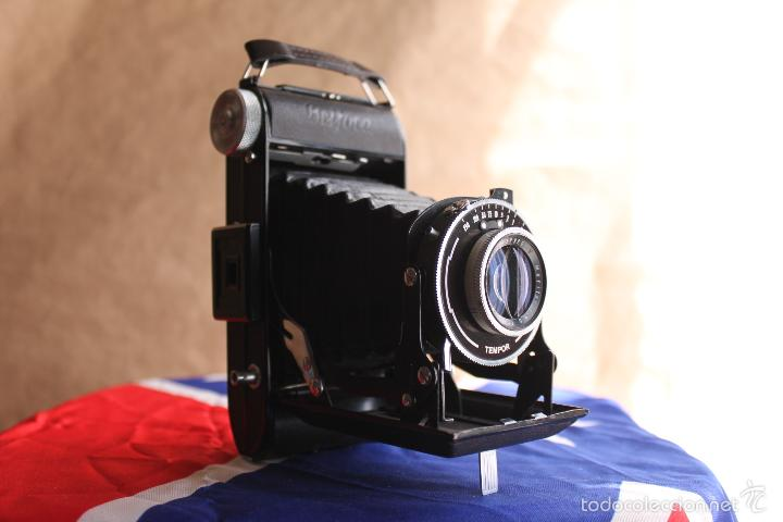 Cámara de fotos: Belfoca (objetivo Meritar 105 mm F:4,5) - Foto 2 - 143831012