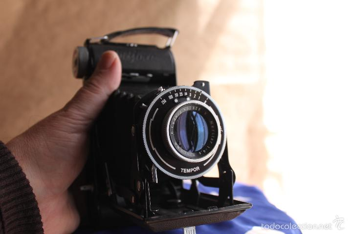 Cámara de fotos: Belfoca (objetivo Meritar 105 mm F:4,5) - Foto 5 - 143831012