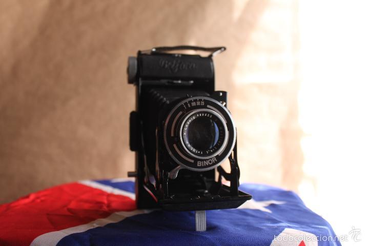 Cámara de fotos: Agfa Billy (objetivo Igestar) - Foto 3 - 56370001