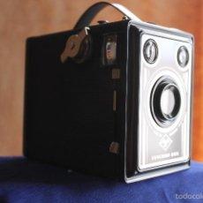 Cámara de fotos: AGFA SYNCHRO BOX. Lote 56765134