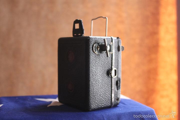 Cámara de fotos: Zeiss Ikon Baby Box Tengor (54/18) - Foto 2 - 56774480