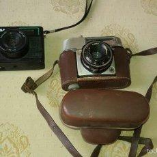 Cámara de fotos: LOTE DE 2 CAMARAS ANTIGUAS. Lote 57290140