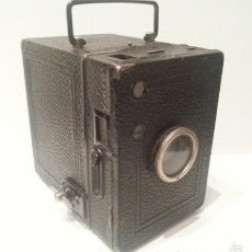 Cámara de fotos: RARA PRIMERA VERSION DE LA ZEISS IKON BOX TENGOR 54/2 DE PRINCIPIOS DE LOS AÑOS 20. Lote 58443842