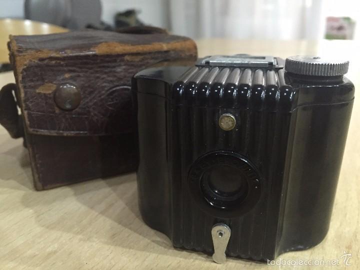 Cámara de fotos: Kodak baquelita Baby Brownie - Foto 2 - 59678515