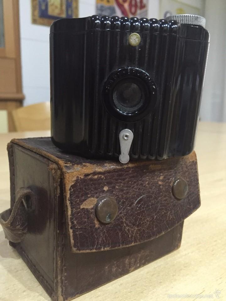 Cámara de fotos: Kodak baquelita Baby Brownie - Foto 4 - 59678515