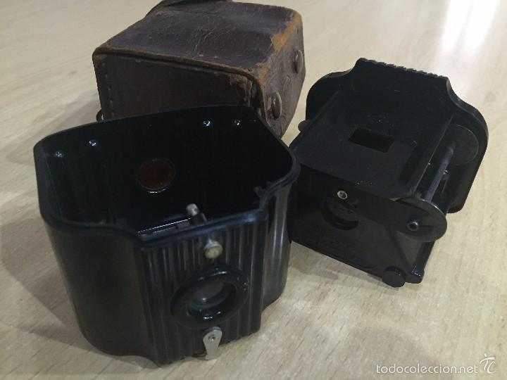 Cámara de fotos: Kodak baquelita Baby Brownie - Foto 5 - 59678515