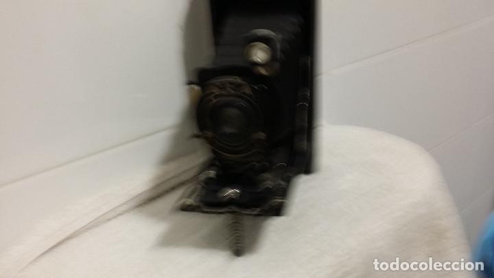 Cámara de fotos: camara de fotos antiguas de fuelles - Foto 2 - 100131275