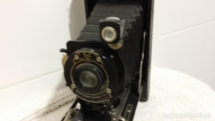 Cámara de fotos: camara de fotos antiguas de fuelles - Foto 3 - 100131275