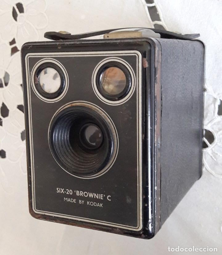 Cámara de fotos: Cámara Kodak Six-20 Brownie C - Foto 2 - 63260196